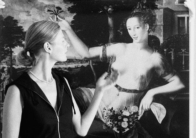 Ellen Kobe und Flora