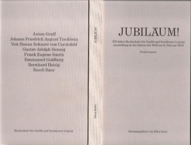 JUBILÄUM! Katalogcover